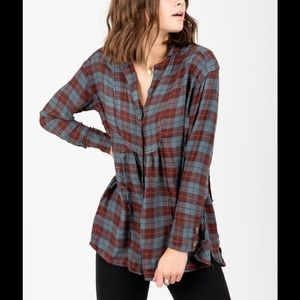 free people aubergine all about the feels xs NWT
